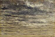 Ciel strié gris Boudin