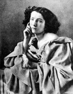 Sarah Bernhardt Nadar