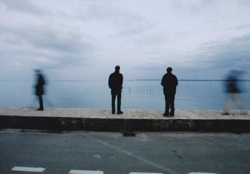 Photo Philippe Pelletier - Bassin, 2005.