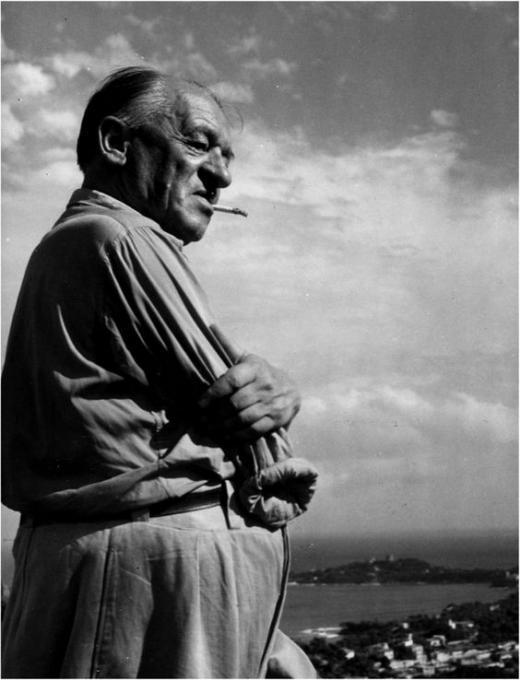 Blaise-Cendrars 1948 Doisneau