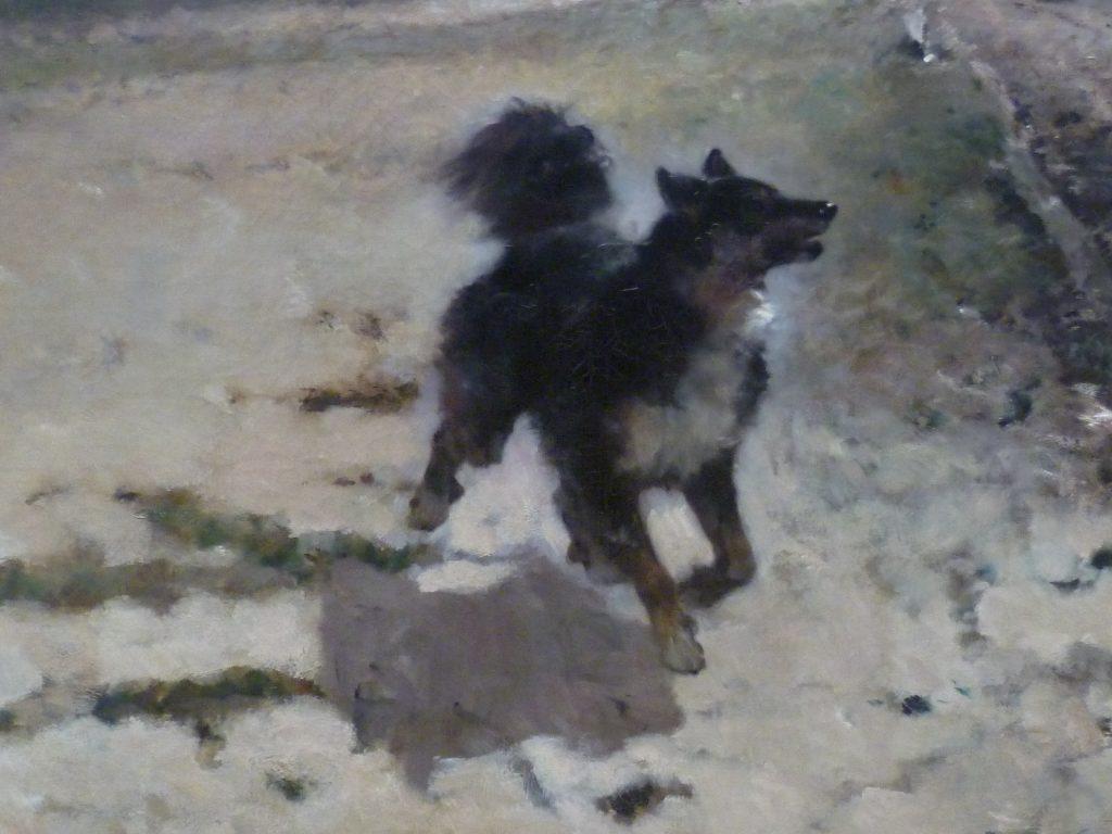 Le chien de Princeteau